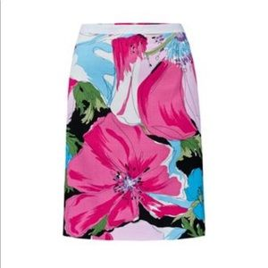 Nwt floral Etcetera size 2 skirt
